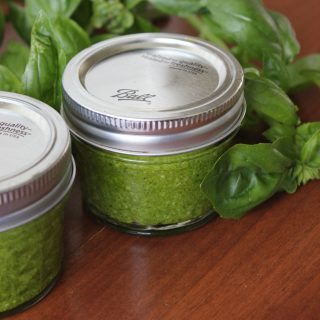 Easy Basil Pesto | KitchenCents.com