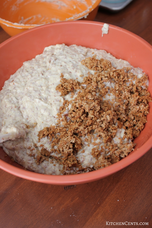add-bran-mixture-and-blend | KitchenCents.com