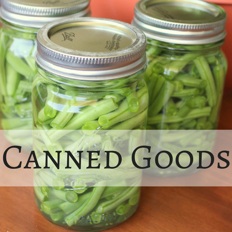 Canned Good | kitchencents.com