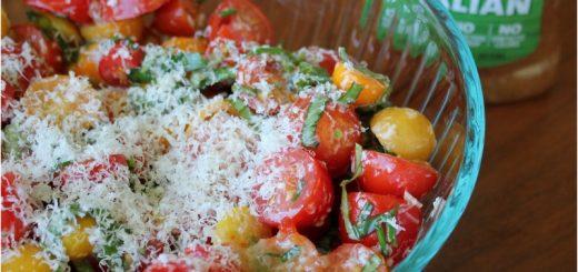 italian-herbs-tomato-salad   KitchenCents.com