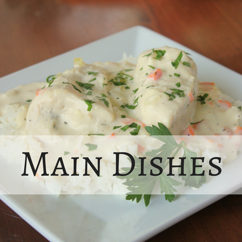 Main Dishes | kitchencents.com