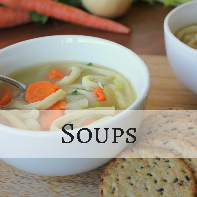 Soups | kitchencents.com