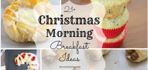 21+ Christmas Morning Breakfast Ideas | KitchenCents.com