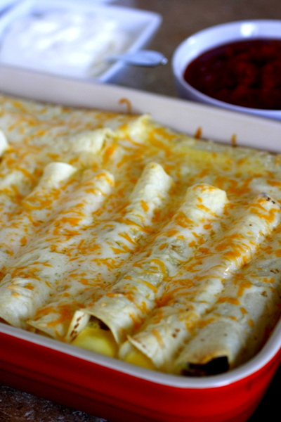 Breakfast Enchiladas | 21+ Christmas Morning Breakfast Ideas