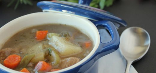 Slow Cooker Rosemary Beef Stew   KitchenCents.com