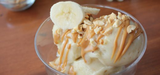 Healthy Banana Ice Cream | KitchenCents.com