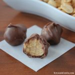 Easy Reese's Copycat Peanut Butter Balls   KitchenCents.com