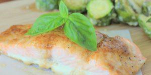 The Best Savory Salmon Steaks
