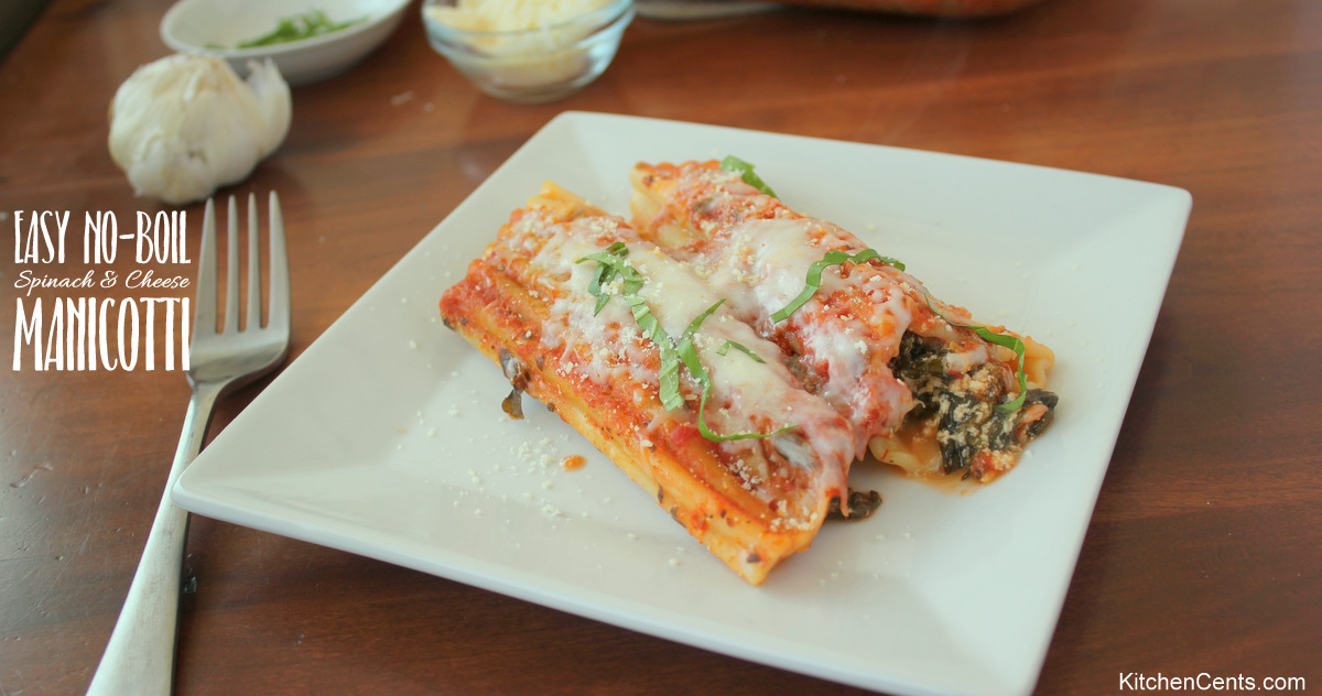 How To Boil Cannelloni Pasta