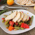 Easy Instant Pot Chicken with veggies   Kitchen Cents