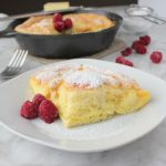 Sweet Baked Fluffy Omelet