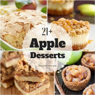 21+ Apple Desserts | KitchenCents.com