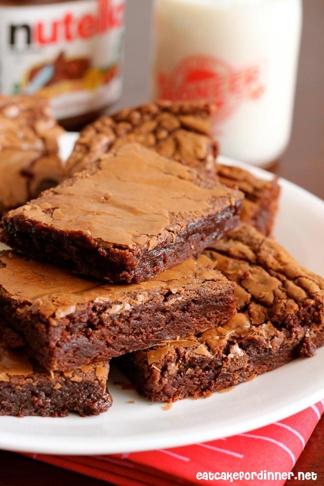 3-Ingredient Brownies | 21+ 5-Ingredients or Less Desserts
