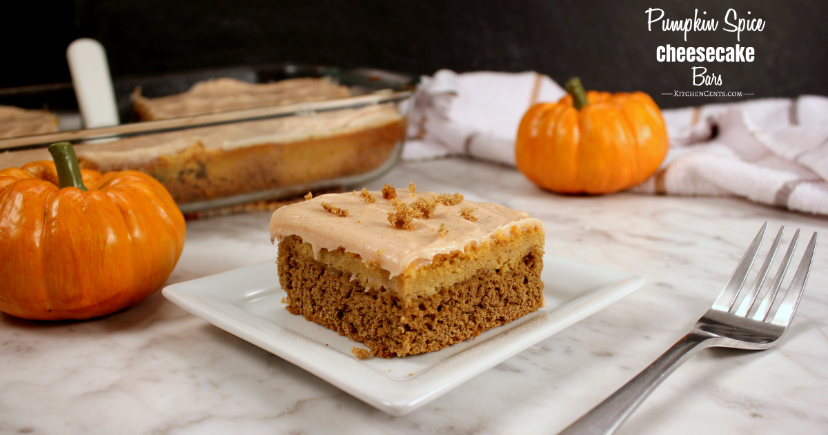 Betty Crocker Pumpkin Spice Cake Recipe