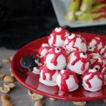 Creepy Peanut Butter Eyeballs | Kitchen Cents