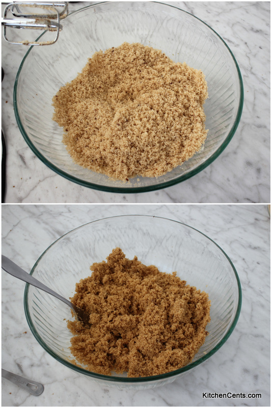 Homemade Brown Sugar | Kitchen Cents