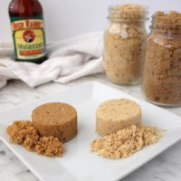 Easy Homemade Brown Sugar