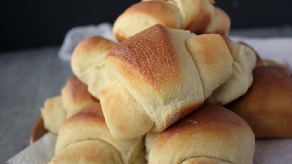 Better Than Dinner Rolls Butterhorns | Kitchen Cents