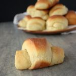Better Than Dinner Rolls Butterhorns