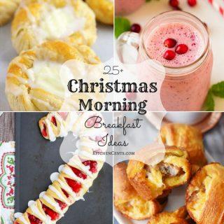 25+ Christmas Morning Breakfast Ideas   Kitchen Cents