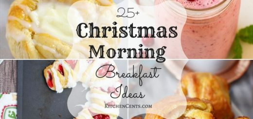 25+ Christmas Morning Breakfast Ideas | Kitchen Cents