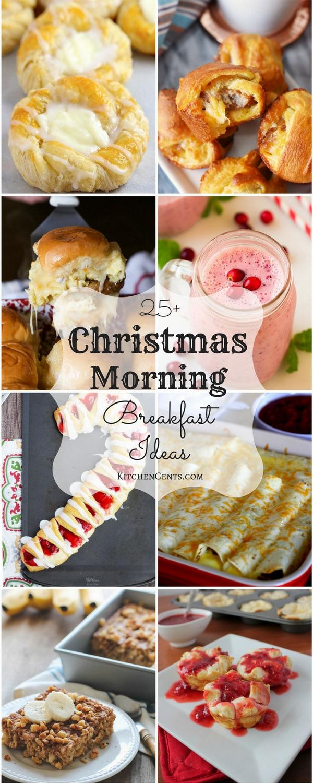 25+ Christmas Morning Breakfast Ideas | Kitchen Cents