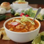 Authentic Spicy Mexican Red Pazole | Kitchen Cents