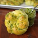 45-Minute Basil Pesto Quick Rolls