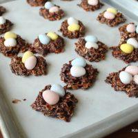 Nest Chocolate No-Bake Cookies