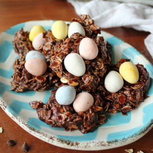 Nest Chocolate No-Bake Cookies with Cadbury | Kitchen Cents