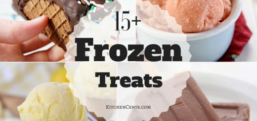 15+ Frozen Treats | Kitchen Cents