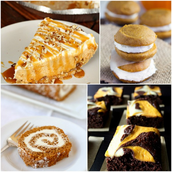 21+ Pumpkin Desserts | Kitchen Cents