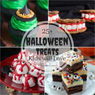 25+ Halloween Treats Kids will Love | KitchenCents.com
