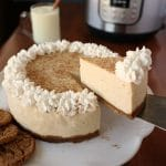 Amazing Instant Pot Eggnog Cheesecake Kitchen cents