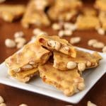 Old Fashioned Peanut Brittle | Kitchen Cents