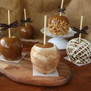 Gourmet Caramel Apples | Kitchen Cents