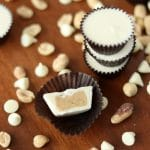 Super easy Reese's Copycat White Chocolate peanut butter cups   Kitchen Cents