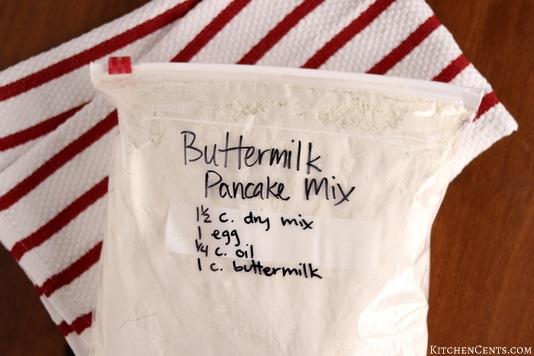 Fluffy Classic Buttermilk Pancakes | Kitchen Cents