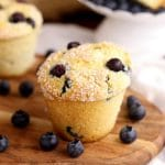 Amazing Easy Blueberry Muffins | Kitchen Cents