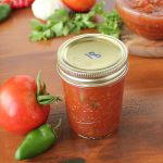 Easy Home-canned Homemade Salsa | Kitchen Cents