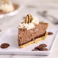 Easy Double Chocolate Cream Pie