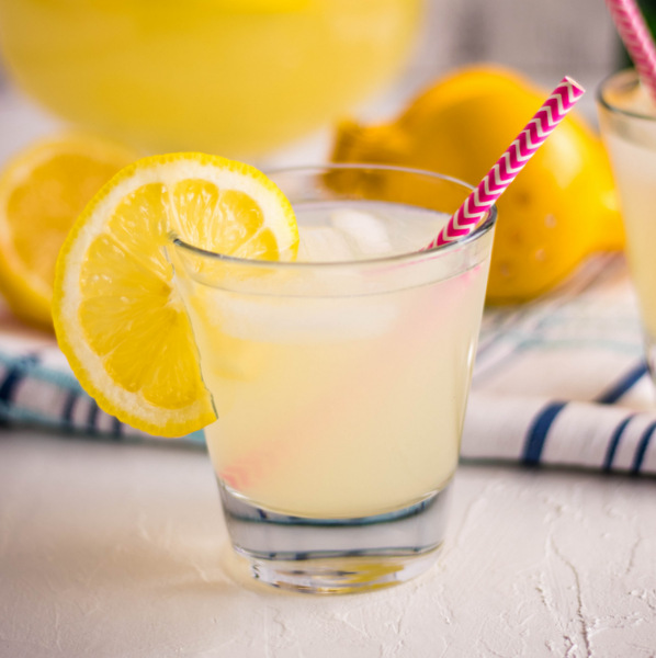 Easy Sugar Free Lemonade recipe | Kitchen Cents