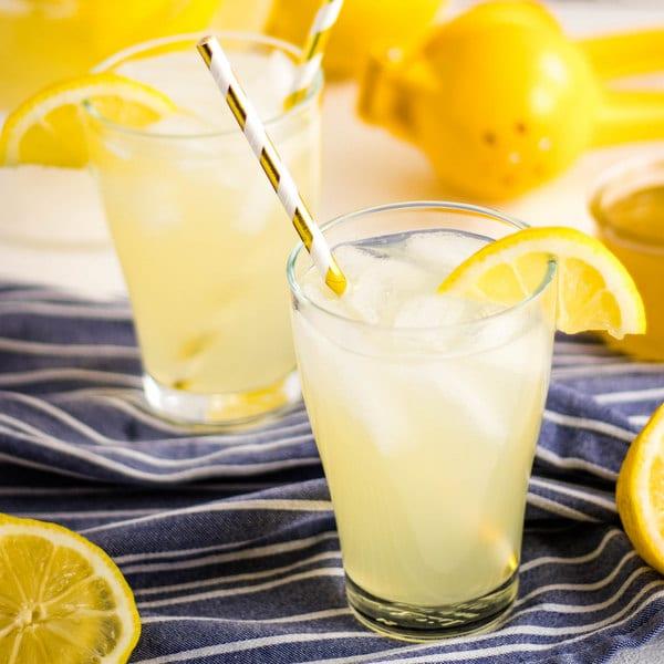 Easy Honey Lemonade recipe | Kitchen Cents