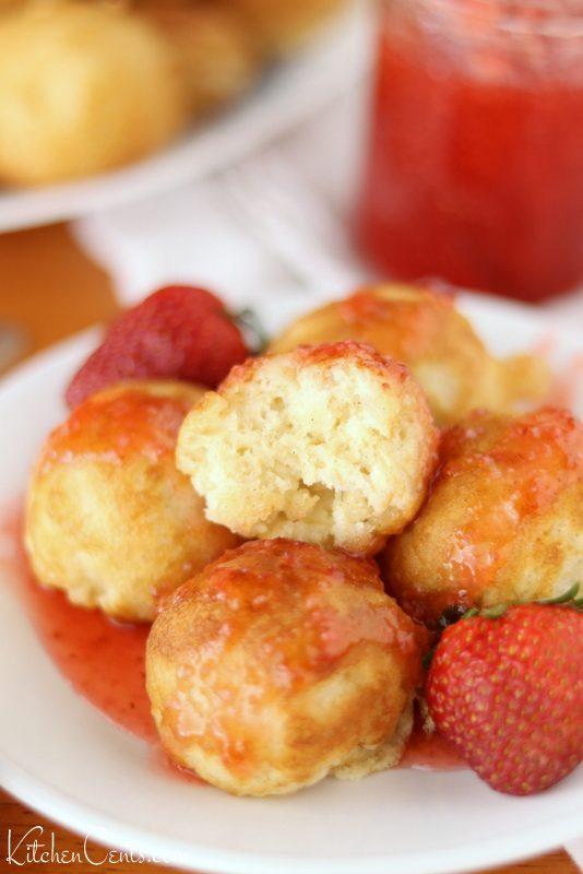 Norwegian Ebelskivers pancake balls | Kitchen Cents