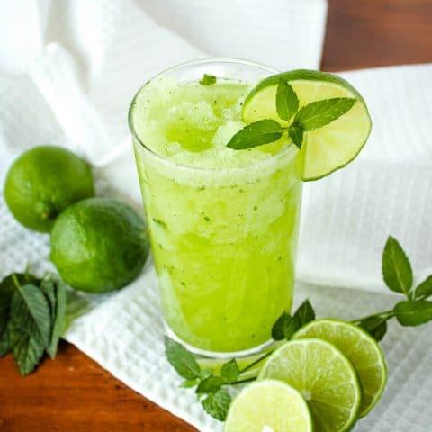 Frozen Mint Limeade