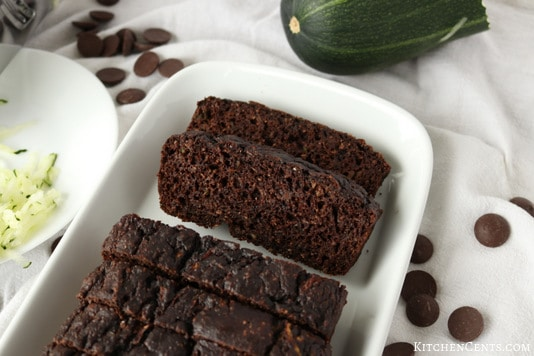 Low-Carb Zucchini Bread | Kitchen Cents
