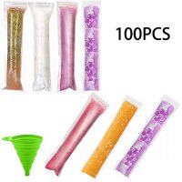 Popsicle Molds Bags, 100 Pack