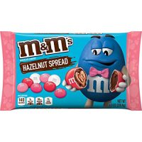 M&M'S Hazelnut Spread Valentine's Day Pack, 8-Ounce Bag
