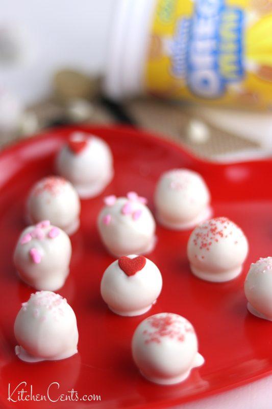 Easy Vanilla Cookie Truffles | Kitchen Cents