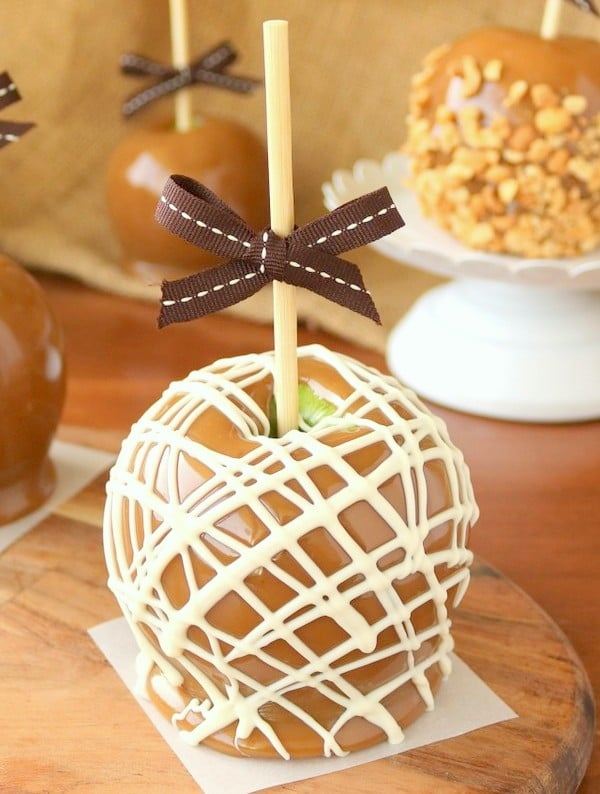 Learn how to make Gourmet Caramel Apples | Kitchen Cents